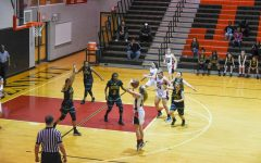 Girls varsity basketball continues their march toward victory: Photo of the Day 2/10/17