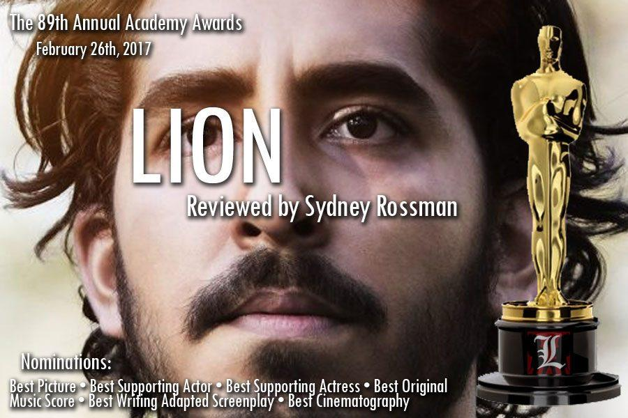 """A """"Lion"""" of a tale from India deserves to win the Oscar"""