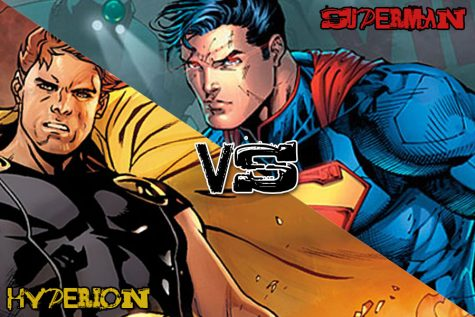 #2 Justice League of Avengers: Who Would Win? DC's Superman or Marvel's Hyperion