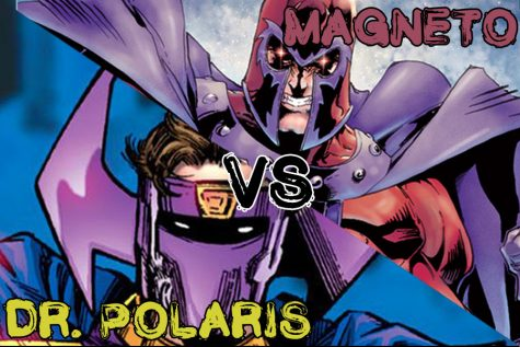 #3 Justice League of Avengers: Who Would Win? Marvel's Magneto or DC's Dr. Polaris