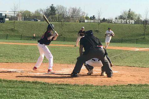 Lancers on the wrong side of a tough game: Photo of the Day 4/13/17