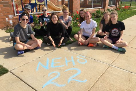 Class of 2017: NEHS seniors bid a poetic farewell with 22 days left