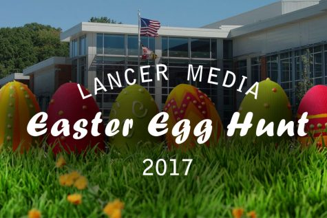 Lancer Media sponsors egg hunt:  Can you find them?