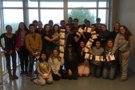 Class of 2017: AP Comp class writes the final pages of high school