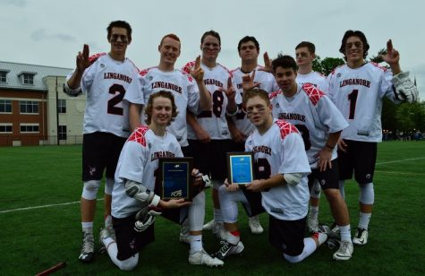 Class of 2017: Boys Lacrosse re-laxes with 6 days left of school