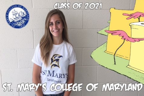 Oh, the places you'll go: Inés Garofolo follows the current to St. Mary's College of Maryland