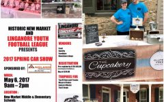 The Town of New Market comes alive with monthly events