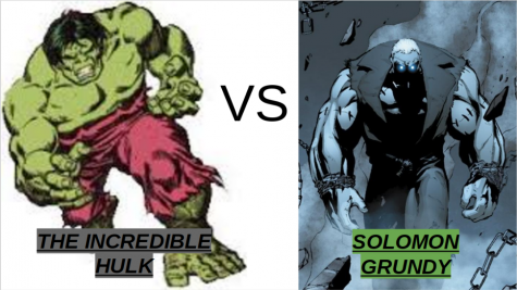 #9 Justice League of Avenger: Who would win? DC's Solomon Grundy or Marvel's Hulk