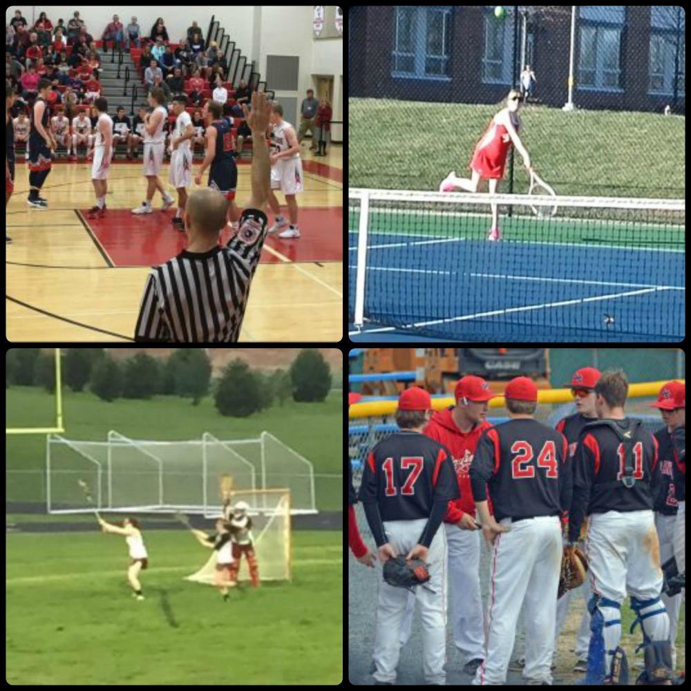 Sports at Linganore!