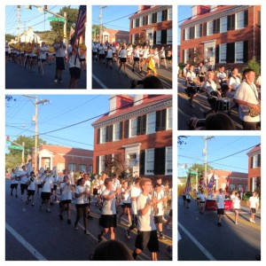 Photo of the Day: Band performs in Libertytown parade