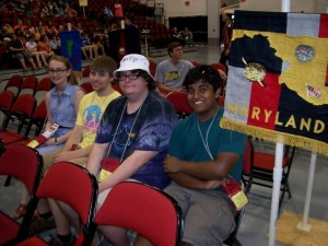 Latin club performs well in 2013 national convention