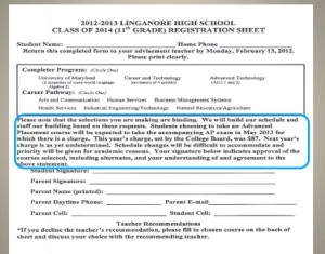VIDEO: Important 2014-2015 school year class registration instructions