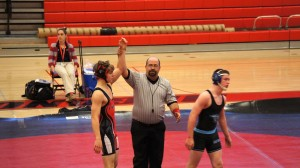 Wrestling team looks to make a run in the postseason behind Harner, Ellis and company