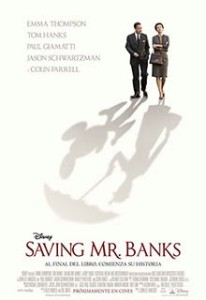 Save Mr. Banks OR does he save YOU?