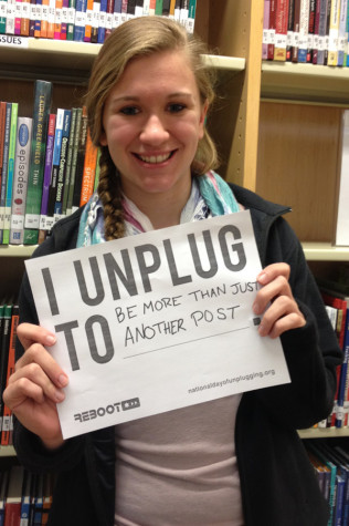 My Lenten Sacrifice: I unplug to be more than just another post