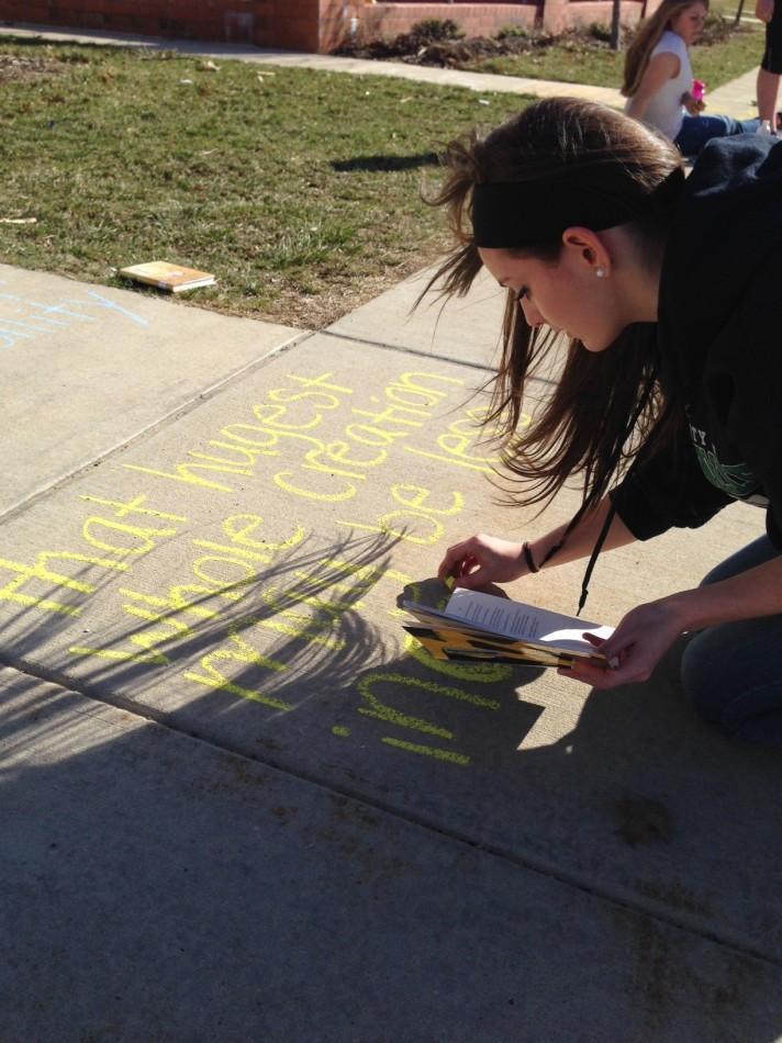 NEHS+Poetry+on+the+Sidewalk