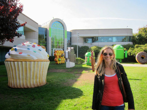 "Graduate Bloomfield describes herself as ""culture guru"" at Google"
