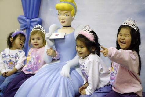 Do you dream of being a Disney princess?