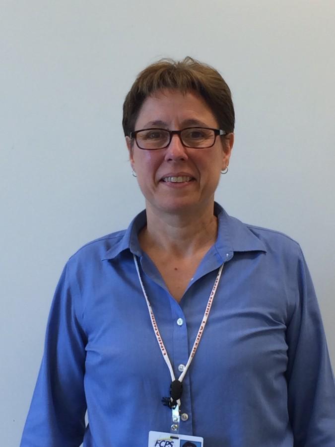 Sharon Dravvorn teaches algebra