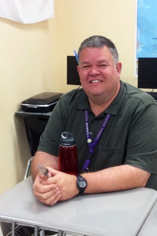 People You Need To Know: Mr. Jeremy Brown, transition education coordinator