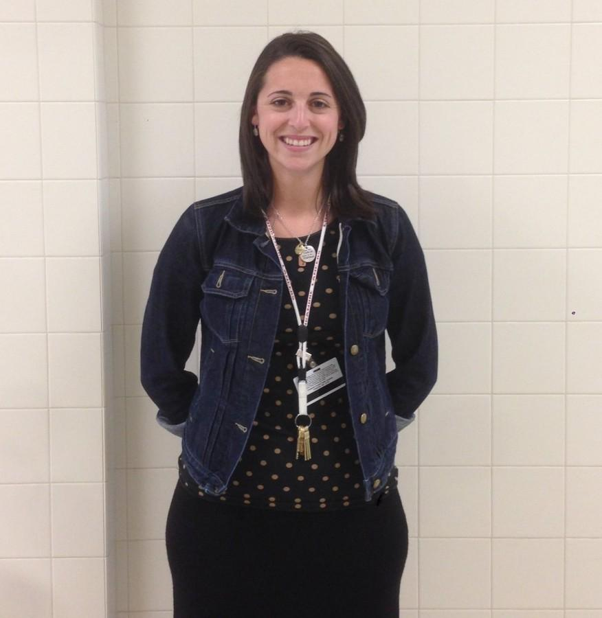 Track enthusiast, Papuchis, joins social studies department