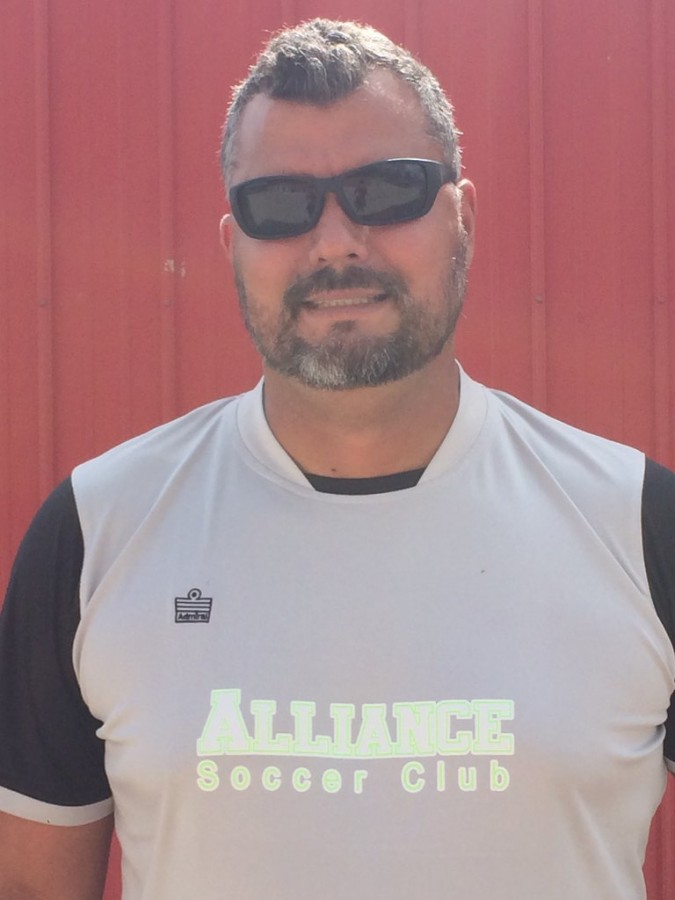 Coach Andres Moreno plans to lead the Lancers to glory.