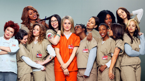 Audiences held captive by Orange is the New Black