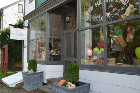 Happiloo Boutique opens in old General Store