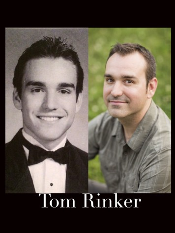 Tom Rinker cycles his way into Distinguished Graduate recognition