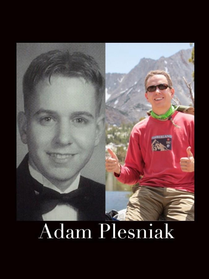 Distinguish Graduate in Sciences 2014: Adam Plesniak works to make solar better