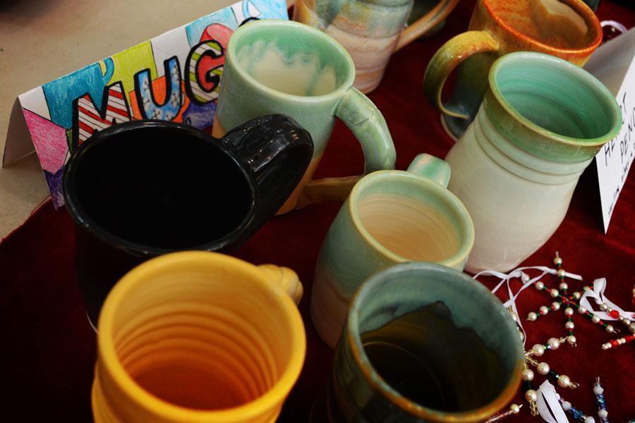 Mugs: $15