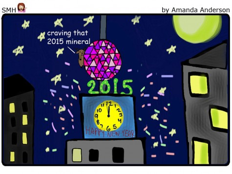 SMH Cartoon: Craving that 2015 mineral