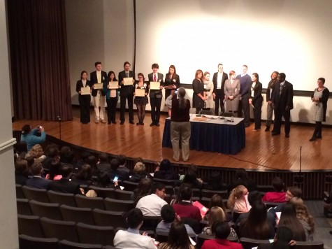 Photo of the day 1/14/2015: LHS takes over Model United Nations