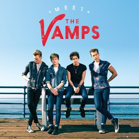 "It's best to Meet the Vamps with ""Somebody to You"""