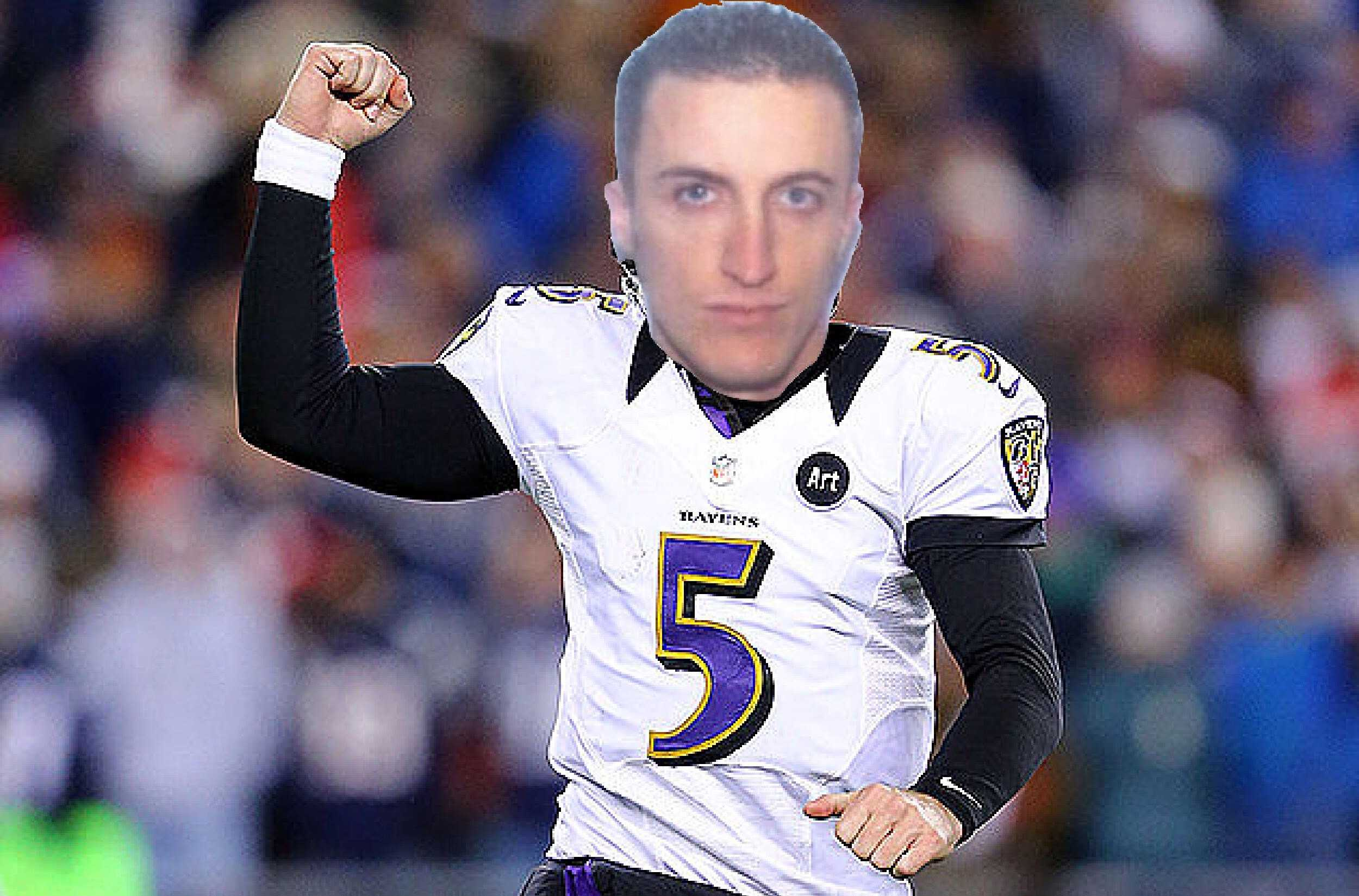 If the Linganore community can raise $250 for Relay for Life, Steelers fan and social studies teacher Mr. Aaron Burch will wear a Ravens jersey for the day.