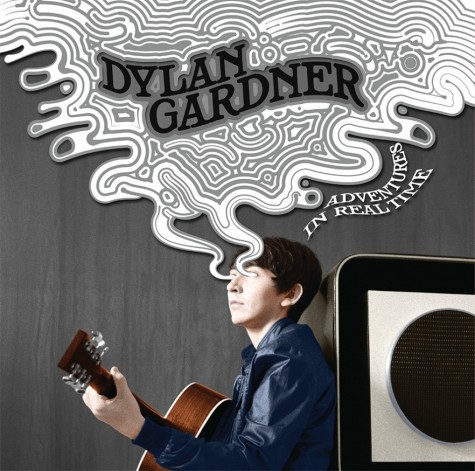 Dylan Gardner plants roots in music world with first album, Adventures in Real Time