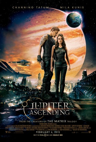 Jupiter Ascending:  This movie will rise to sci-fi cult classic status