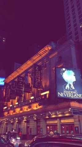 """""""Finding Neverland"""" finds a home on Broadway"""