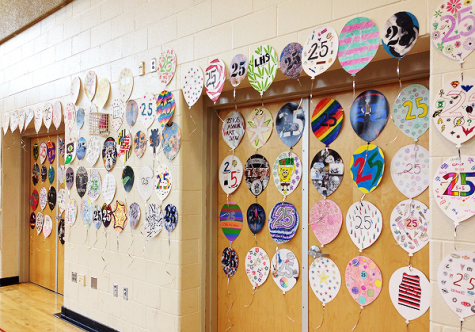 NAHS hosts the 25th annual art show: Photo of the day 4/25/15
