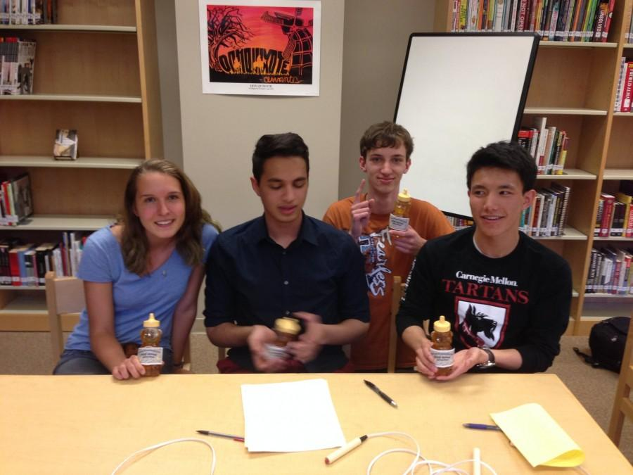 The Academic Team wins third annual spelling bee