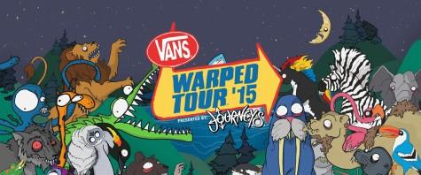 Instagram contest: Make summer a splash by winning Vans Warped Tour 2015 Tickets!