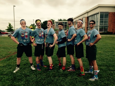 Harry Potter Club hosts first annual Quidditch match: Photo of the Day 5/23/2015
