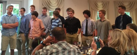 Boys lacrosse celebrates with banquet: Photo of the Day 5/30/15