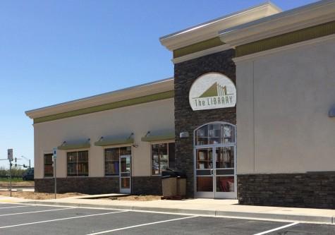 Burgers over books: New Market lacks public library