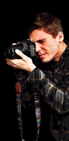 Brennan Nolan Most Likely To... Win the Pulitzer Prize in photography