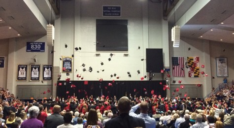 Class of 2015 graduates at Knott Arena: Photo of the Day 6/3/15