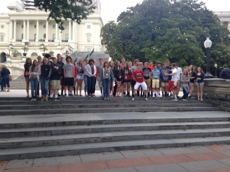 Students attend field trip to the Capitol: Photo of the Day 6/5/15