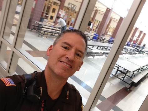 Class of 2019–People You Need to Know: Deputy Tim Calimer, school resource officer