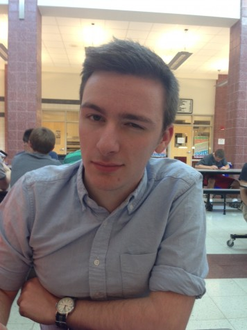 Ryan Stark: Most likely to . . . write a best-selling novel