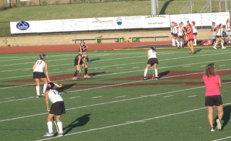JV field hockey team plays South Carroll: Photo of the Day 9/18/15
